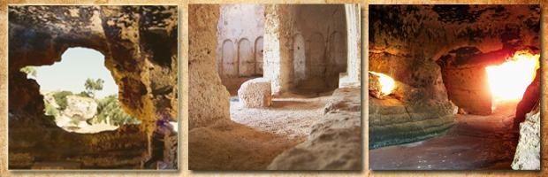 trekking archeologico Chiese rupestri Puglia TREKKING lama d'antico