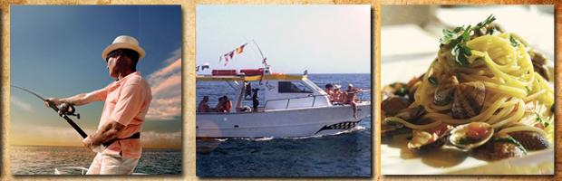 gita escursione in barca pescaturismo puglia www.pugliavventura.com