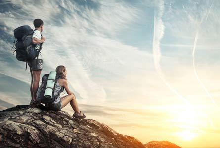 trekking puglia