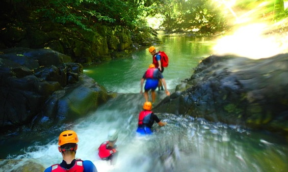 River Trekking Pugliavventura