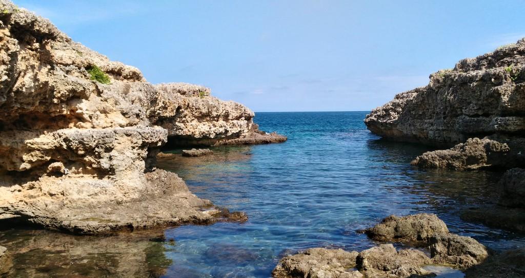 itinerari puglia trekking mare Pugliavventura
