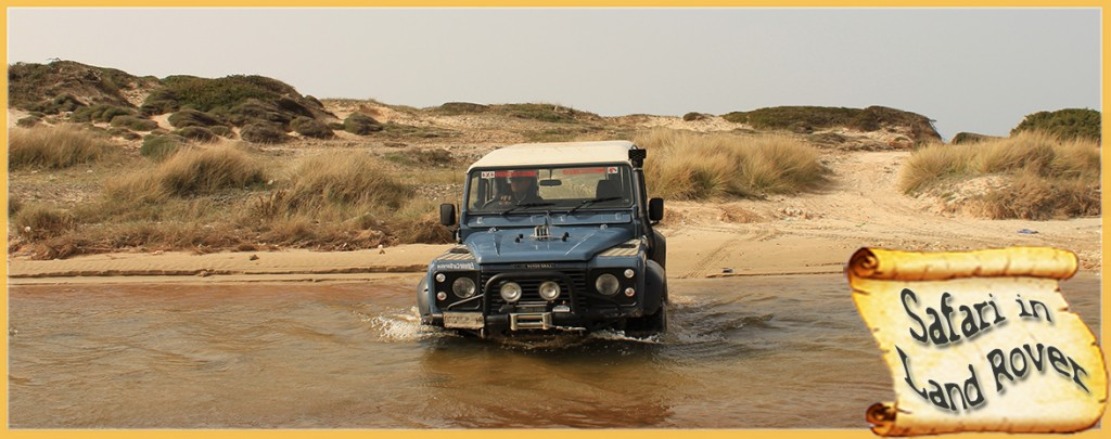escursioni fuoristrada 4x4 jeep land rover Puglia