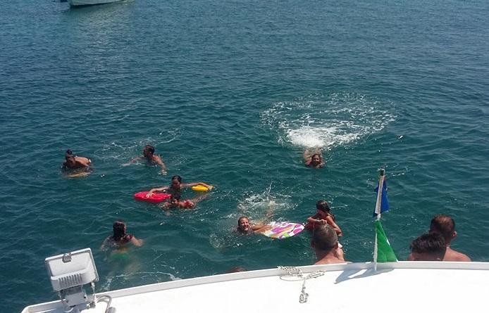 escursione barca puglia