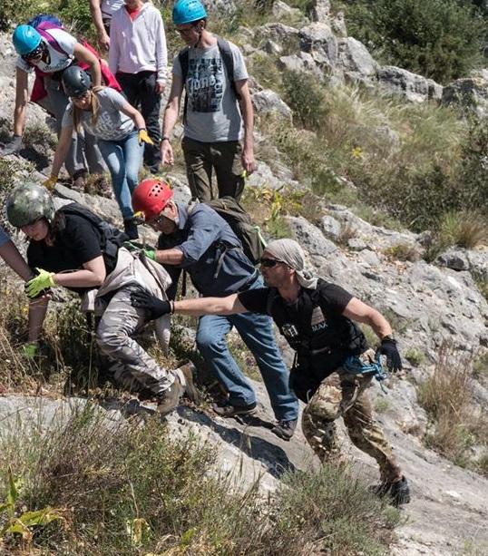 escursioni in gravina Pugliavventura