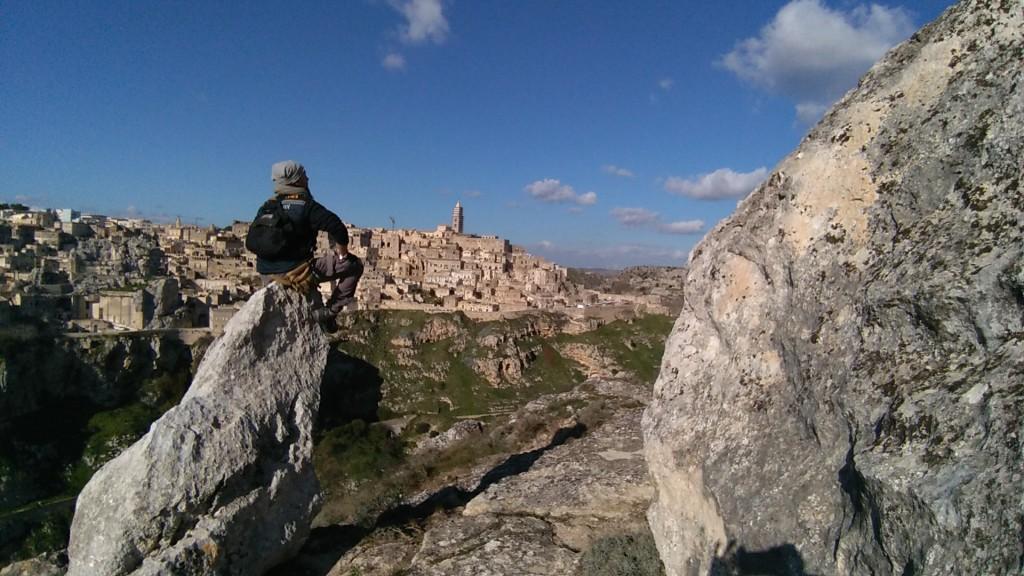 trekking Matera