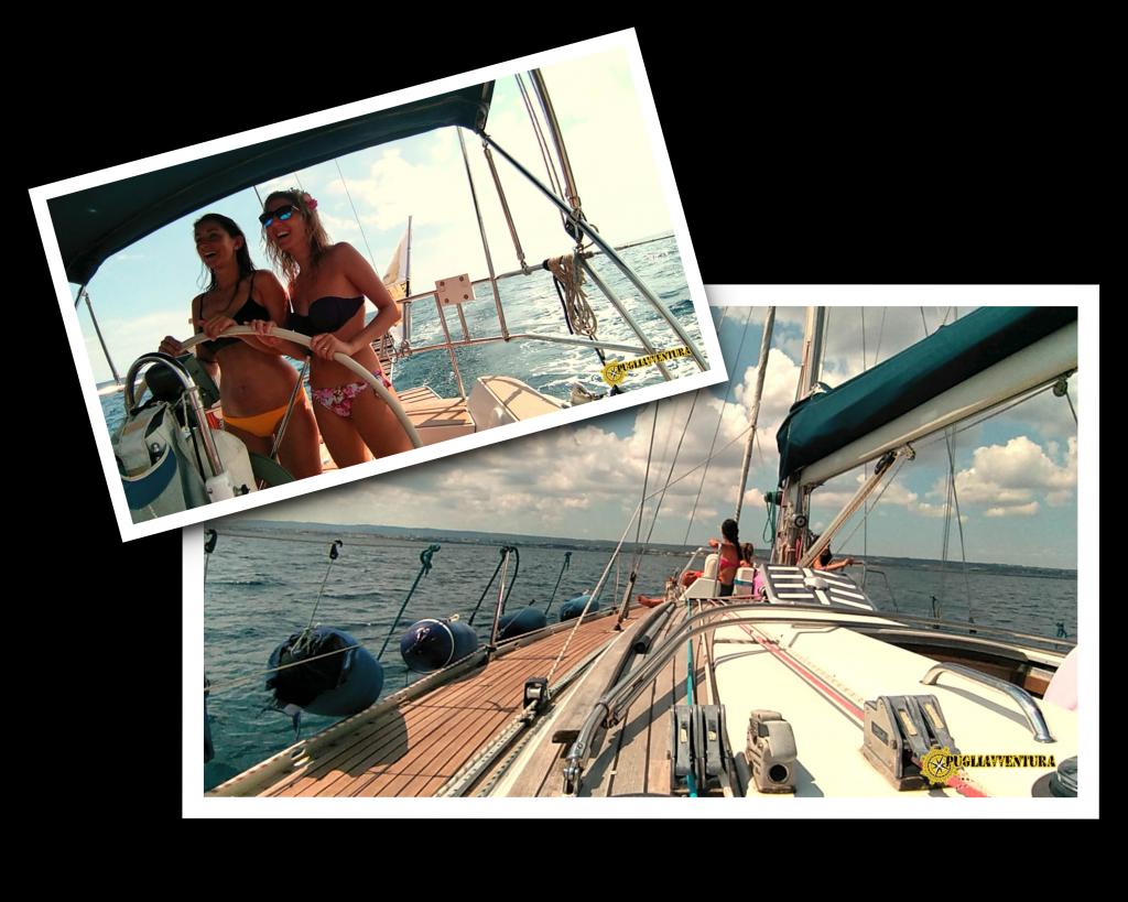 escursioni barca a vela Puglia