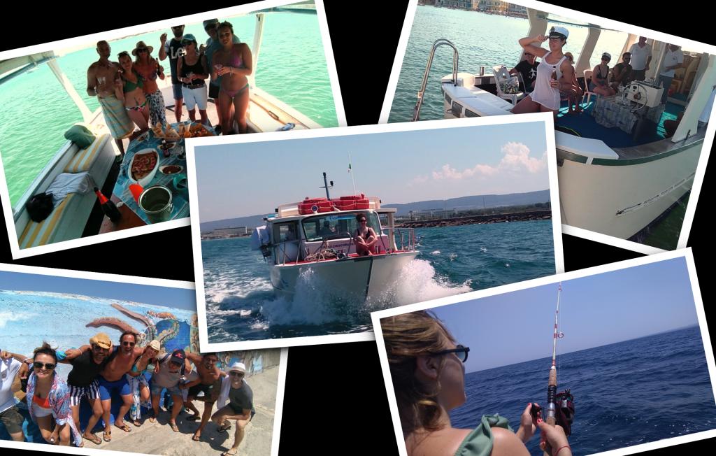 pesca turismo savelletri torre canne