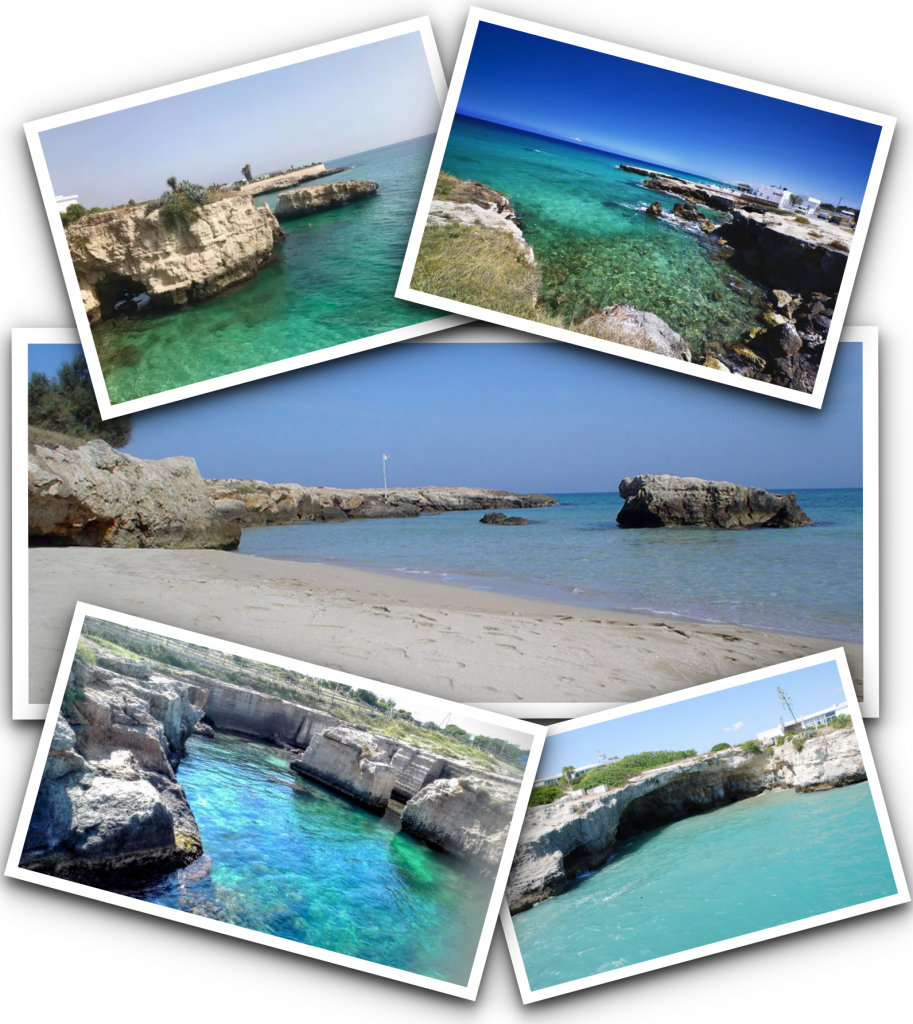 escursioni Kayak canoa Puglia