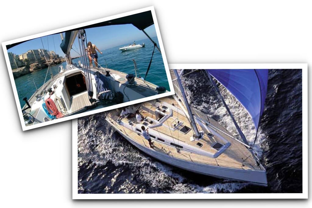 sailing boat trip puglia excursion