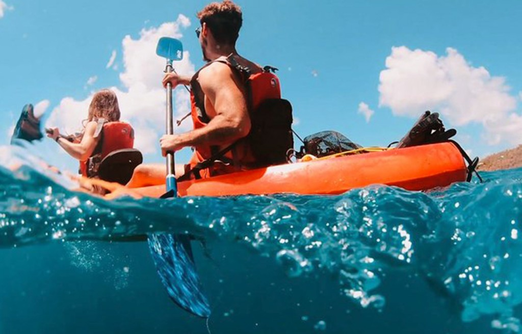 escursioni canoa kayak puglia