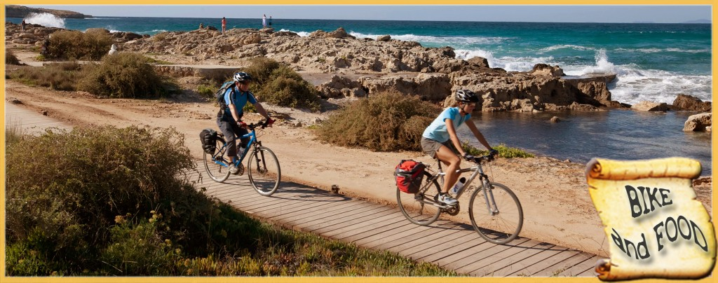 puglia bike tours with tasting