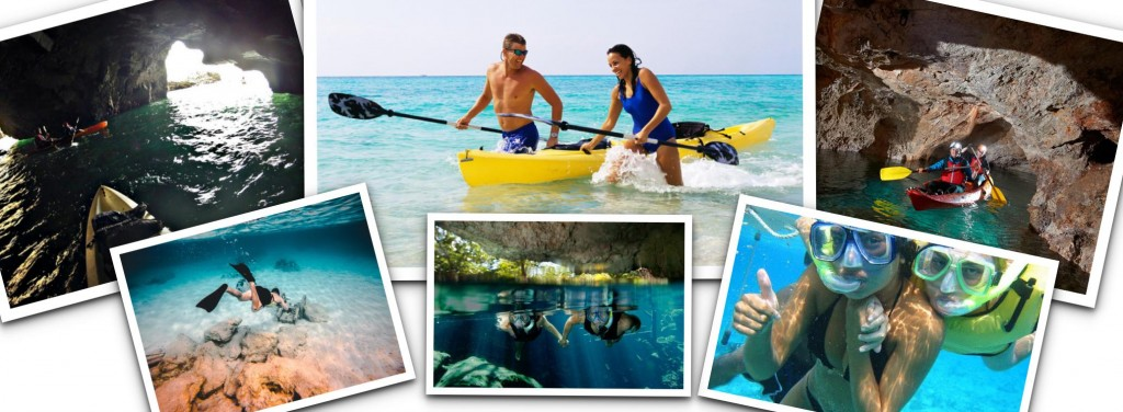 kayak & snorkeling Puglia