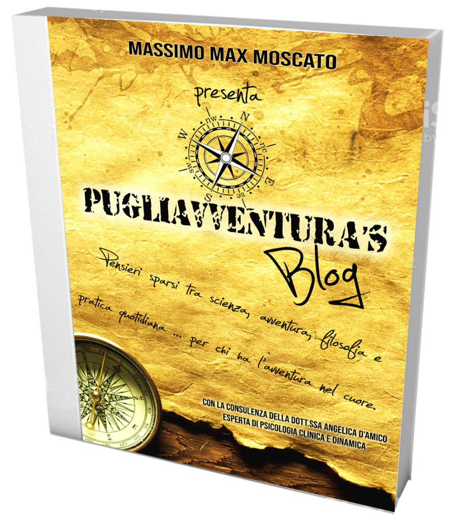Pugliavventura's Blog Book Cover